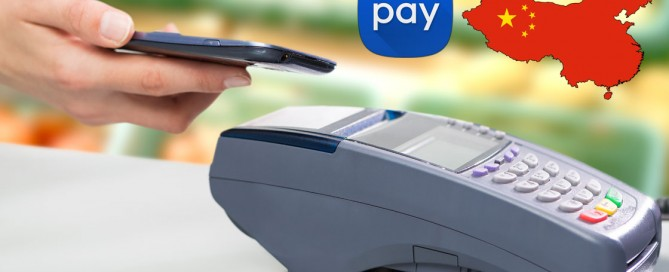 Samsung Pay disponible en China